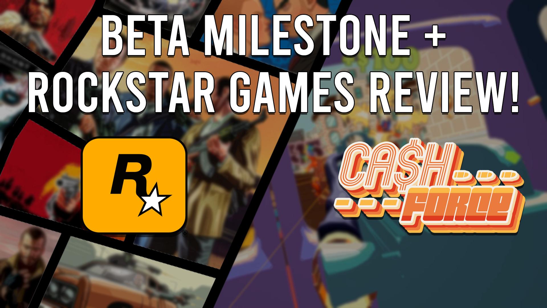 Development Blog #11: Beta Milestone + Rockstar Demo Session!